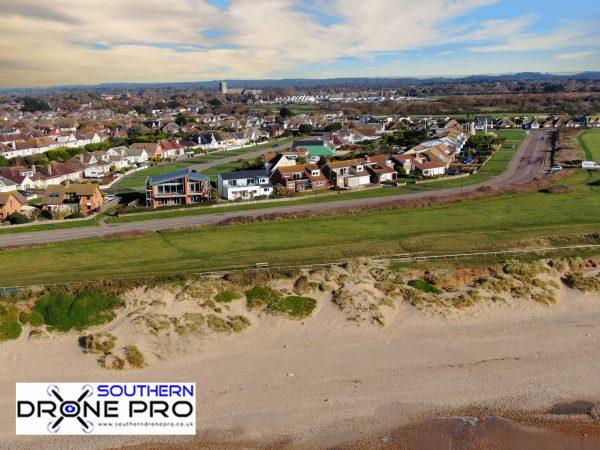 Drone photo, drone image